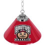 Ohio State Buckeyes Single-Shade 14' Bar Lamp