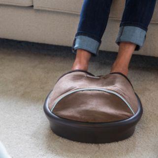HoMedics Shiatsu Air Compression Foot Massager with Heat