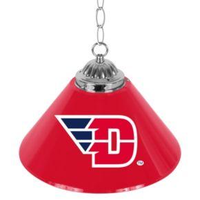 """Dayton Flyers Single-Shade 14"""" Bar Lamp"""