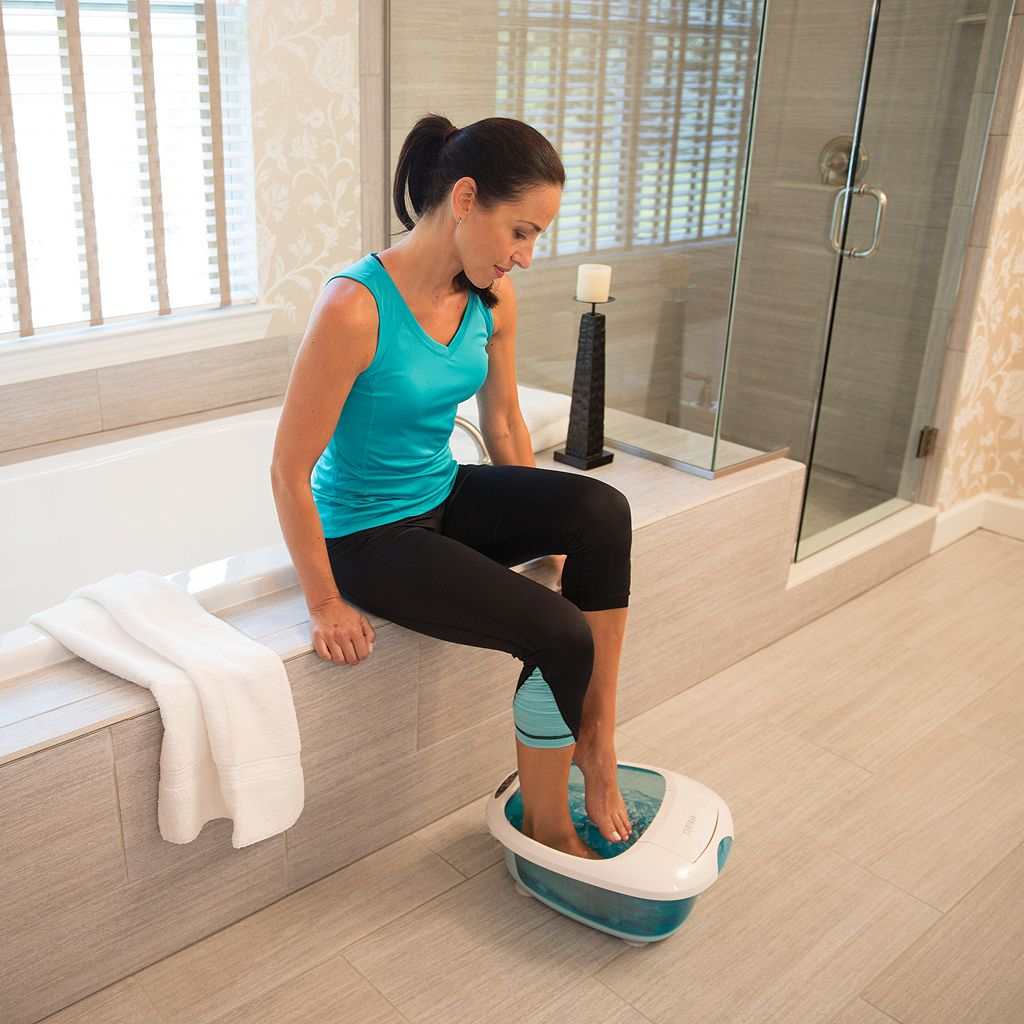 HoMedics Professional Hydro Massage Foot Salon