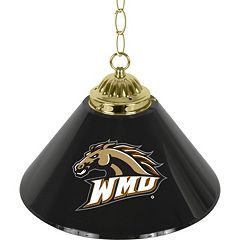 Western Michigan Broncos Single-Shade 14' Bar Lamp