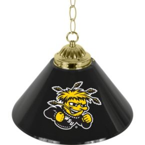 "Wichita State Shockers Single-Shade 14"" Bar Lamp"