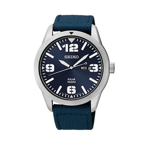 Seiko Men's Solar Watch - SNE329