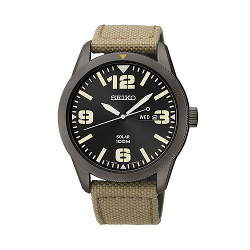 Seiko Men's Solar Watch - SNE331