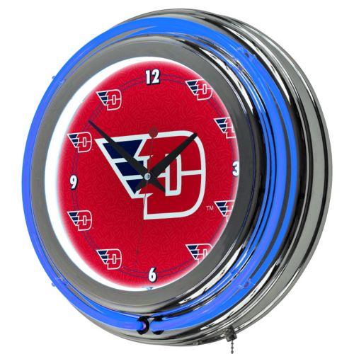 Dayton Flyers Chrome Double-Ri...