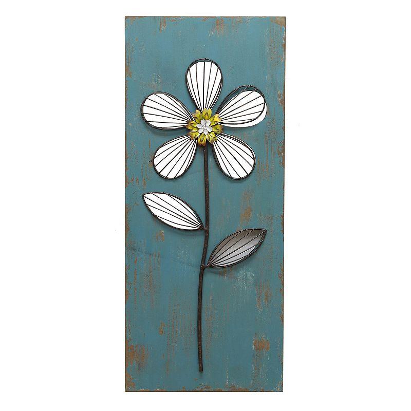 Metal Flower Wall Decor Kohls : Beautiful floral wall decor kohl s