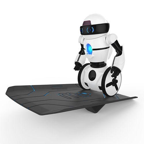 Wow Wee MiP White Stunt Robot
