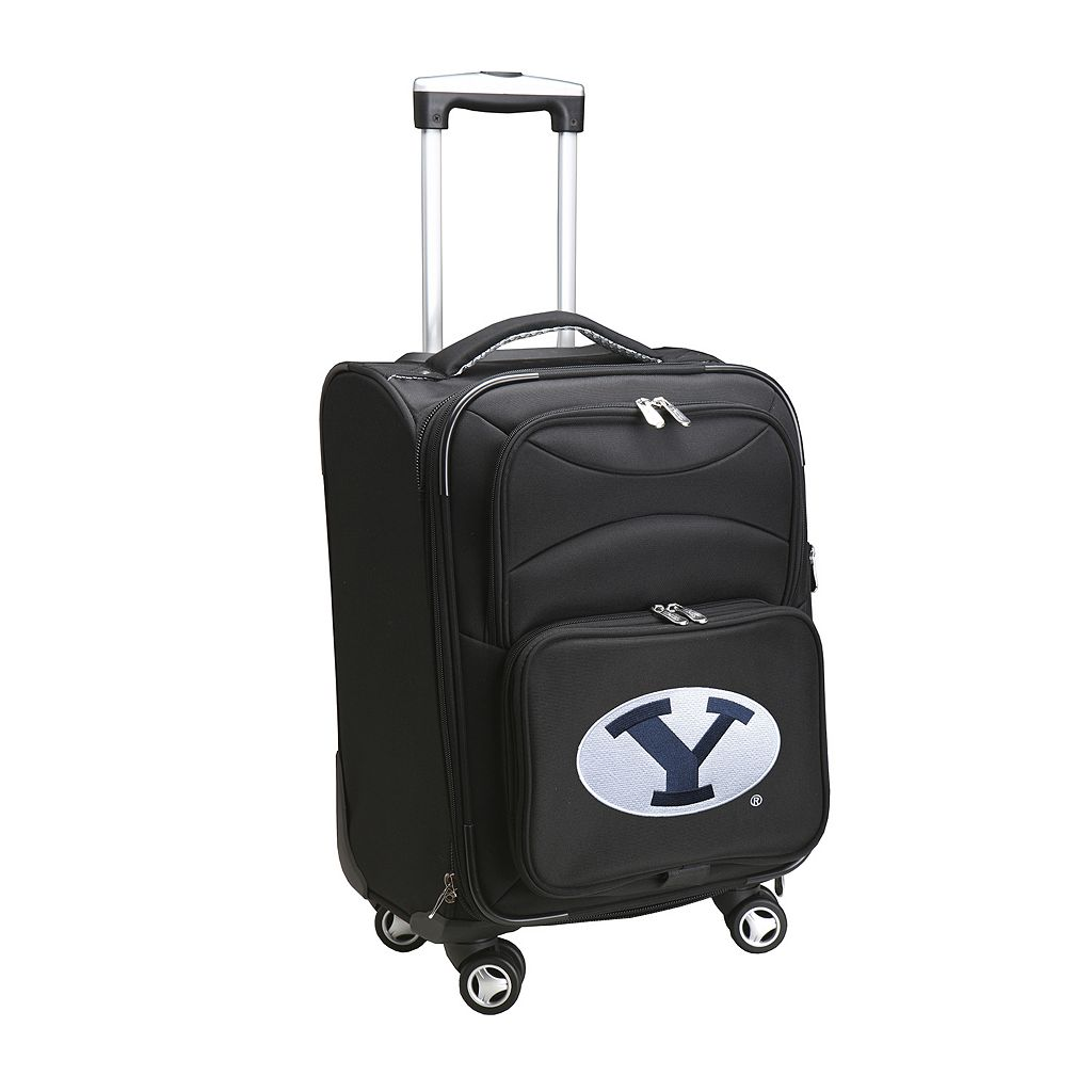 Brigham Young Cougars 20-in. Expandable Spinner Carry-On