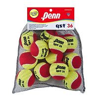 Penn QST 36 Felt Reduced Speed 12-Ball Mesh Bag - Youth