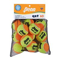 Penn QST 60 Felt Reduced Speed 12-Ball Mesh Bag - Youth