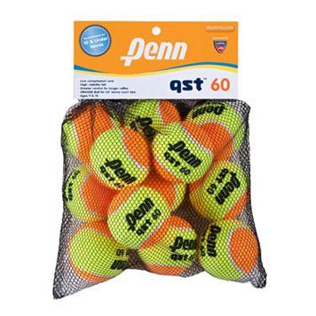 Penn QST 60 Felt Reduced Speed 12-Ball Mesh Bag - Youth