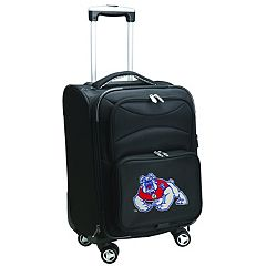 Fresno State Bulldogs 20-in. Expandable Spinner Carry-On