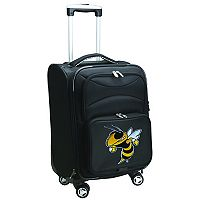 Georgia Tech Yellow Jackets 20 in Expandable Spinner Carry-On