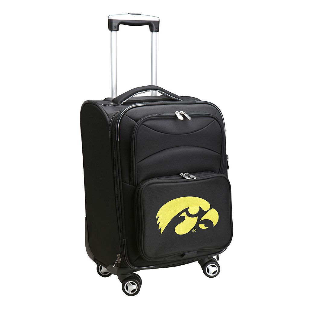 Iowa Hawkeyes 20-in. Expandable Spinner Carry-On