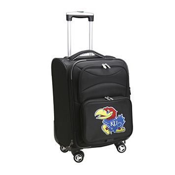 Kansas Jayhawks 20-in. Expandable Spinner Carry-On