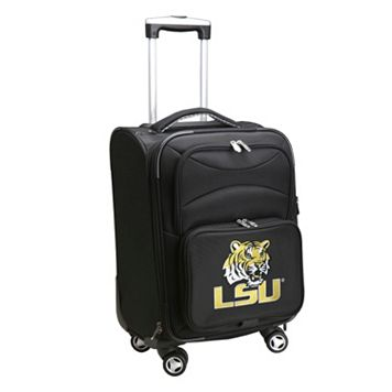 LSU Tigers 20-in. Expandable Spinner Carry-On