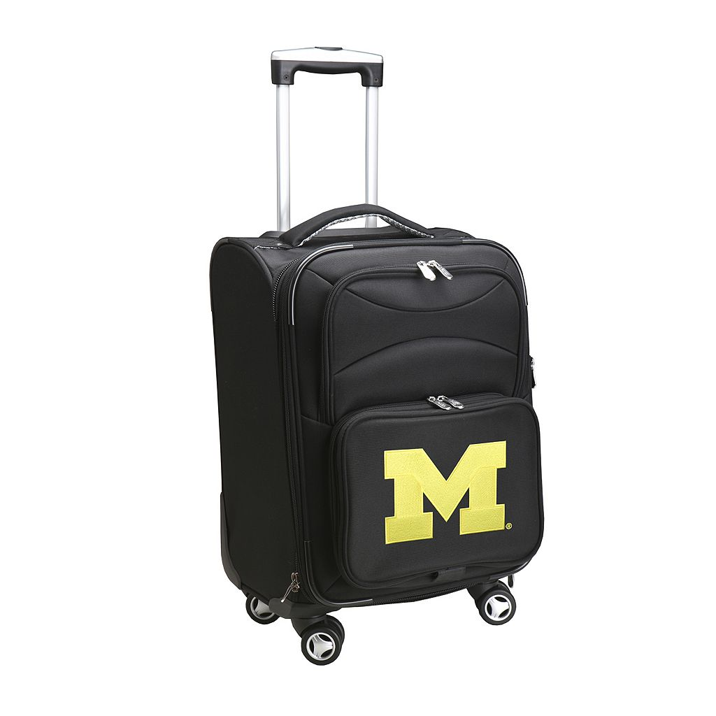 Michigan Wolverines 20-in. Expandable Spinner Carry-On