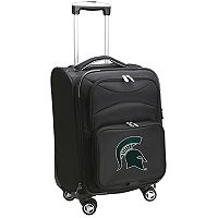 Michigan State Spartans 20 in Expandable Spinner Carry-On