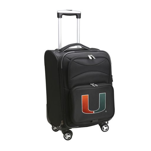 Miami Hurricanes 20-in. Expandable Spinner Carry-On