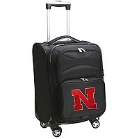 Nebraska Cornhuskers 20-in. Expandable Spinner Carry-On
