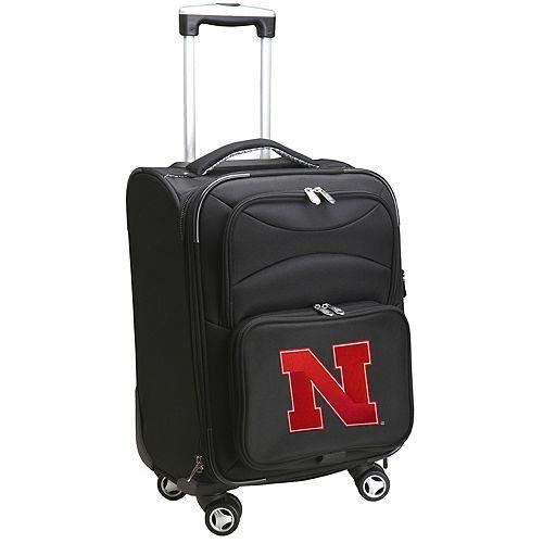 Nebraska Cornhuskers 20-in. Expandable Spinner Carry-On