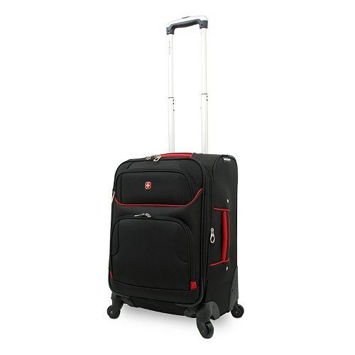 Swiss Gear 20-Inch Spinner Luggage