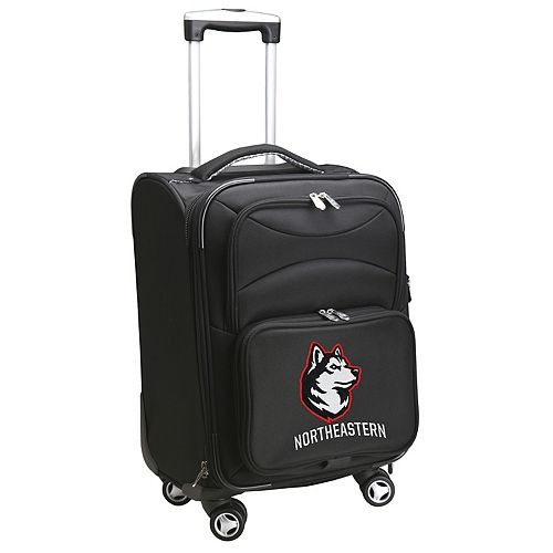 Northeastern Huskies 20-inch Expandable Spinner Carry-On
