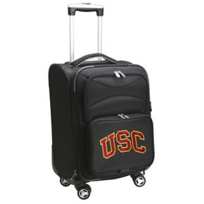 USC Trojans 20-in. Expandable Spinner Carry-On