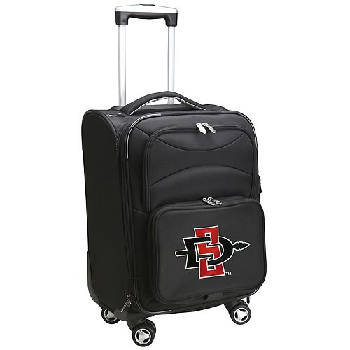 San Diego State Aztecs 20-in. Expandable Spinner Carry-On