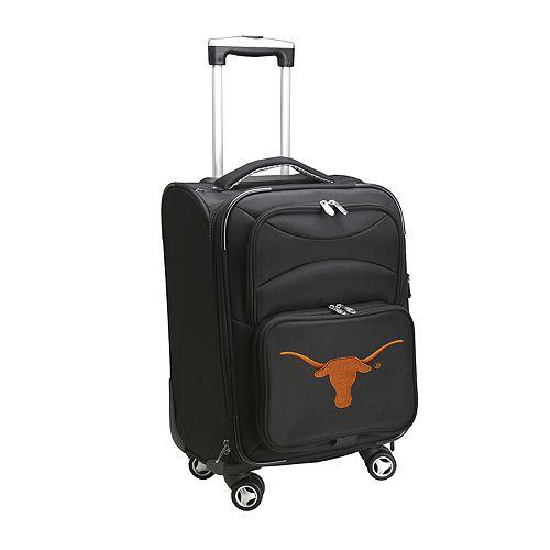 Texas Longhorns 20-in. Expandable Spinner Carry-On