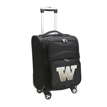 Washington Huskies 20-in. Expandable Spinner Carry-On