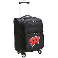 Wisconsin Badgers 20-in. Expandable Spinner Carry-On