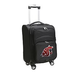 Washington State Cougars 20 in Expandable Spinner Carry-On