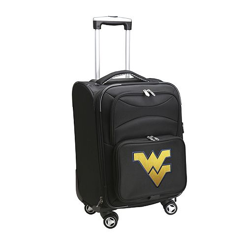 West Virginia Mountaineers 20-in. Expandable Spinner Carry-On