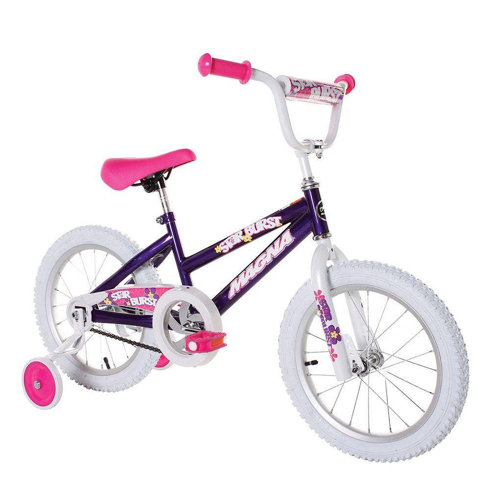 Magna 16-in. Starburst Bike - Girls
