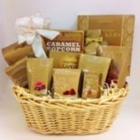 Fifth Avenue Gourmet Grand Golden Delights Gift Basket