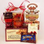Fifth Avenue Gourmet Snack Stack Gift Basket