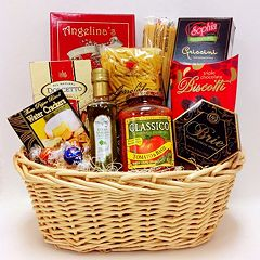 Fifth Avenue Gourmet Grand Italian Feast Gift Basket