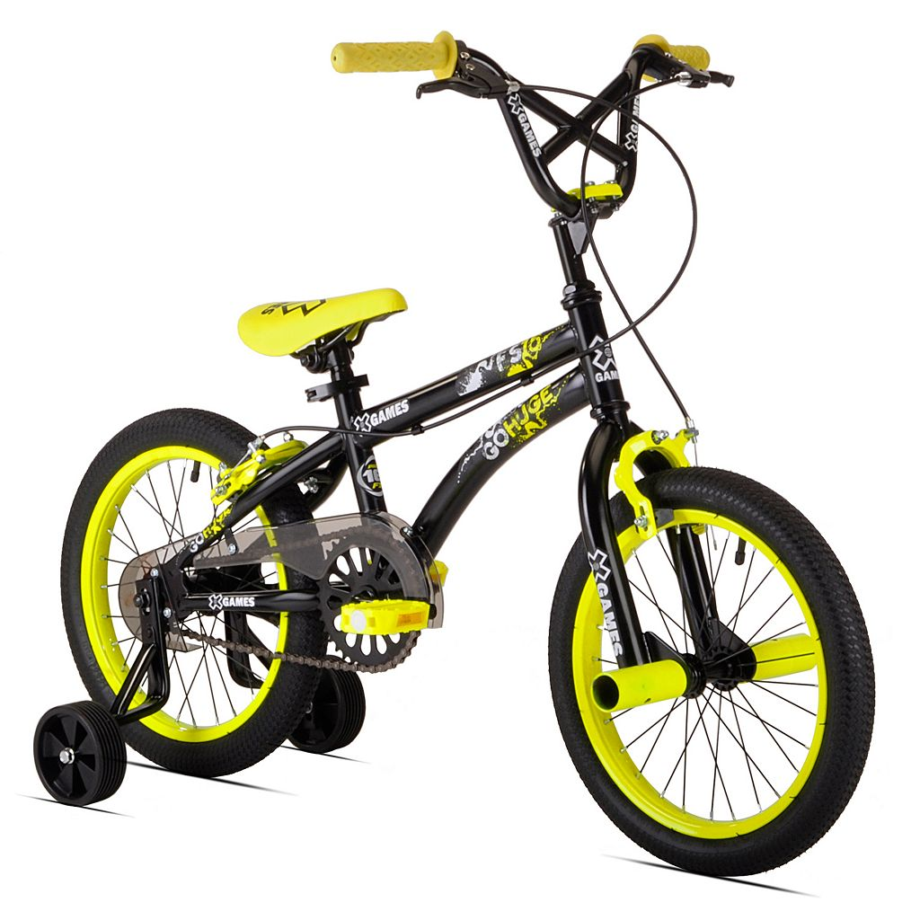 X Games 16 in. Bike - Boys