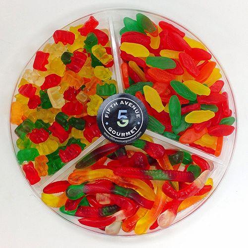 Fifth Avenue Gourmet Trio Candy Sampler Gift Basket
