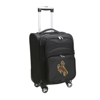 Wyoming Cowboys 20-inch Expandable Spinner Carry-On