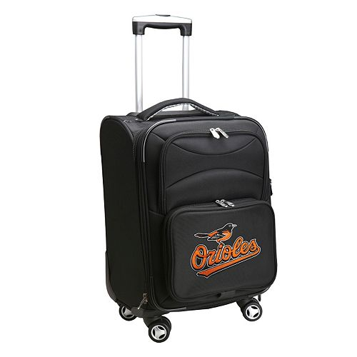 Baltimore Orioles 20-in. Expandable Spinner Carry-On