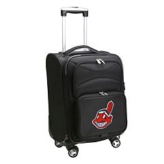 Cleveland Indians 20 in Expandable Spinner Carry-On
