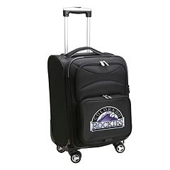 Colorado Rockies 20 in Expandable Spinner Carry-On