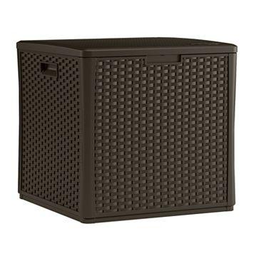 Suncast 60-Gallon Storage Box - Outdoor