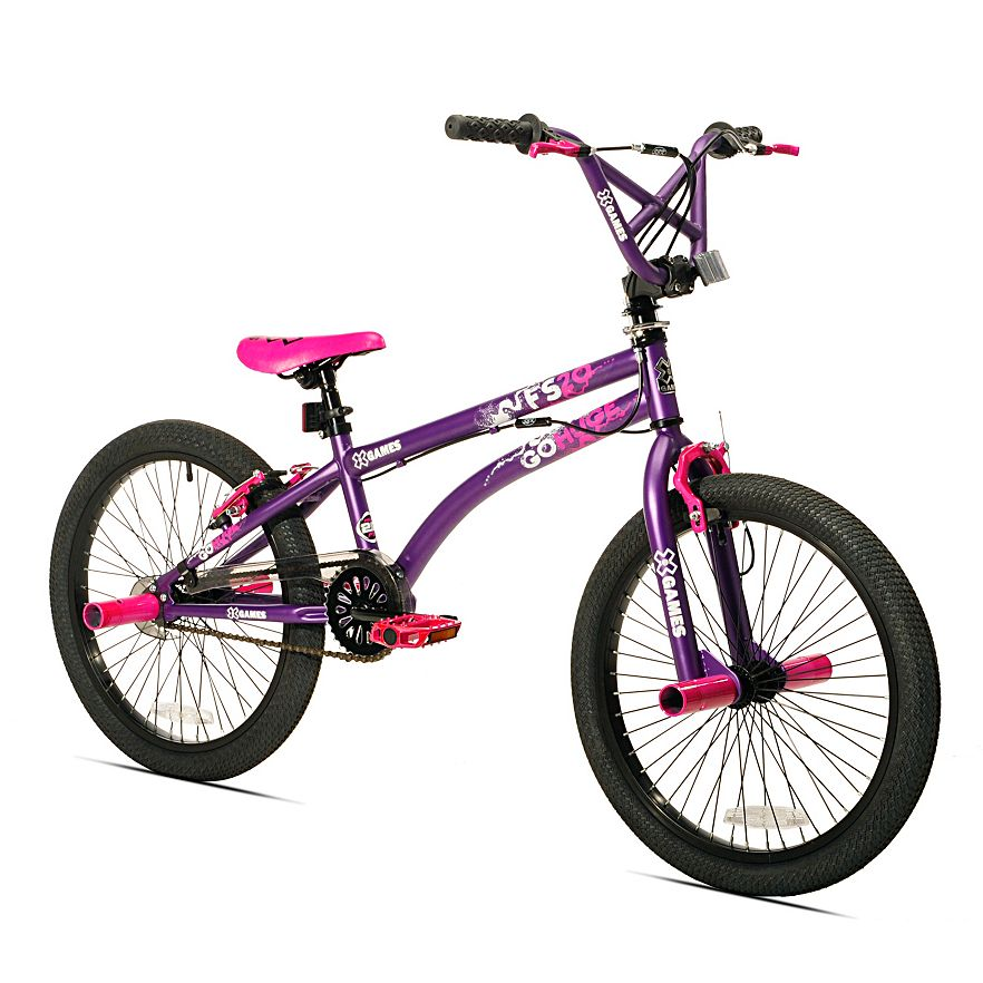 X Games 20-in  Freestyle BMX Bike - Girls