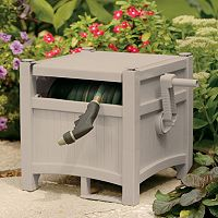 Suncast 100-ft. Garden Hose Reel Hideaway - Outdoor