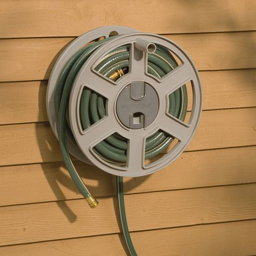 Suncast Sidewinder 100-ft. Garden Hose Reel - Outdoor
