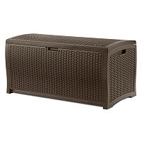 Suncast 73-Gallon Storage Box - Outdoor