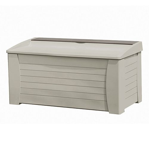 Suncast 127-Gallon Storage Box - Outdoor